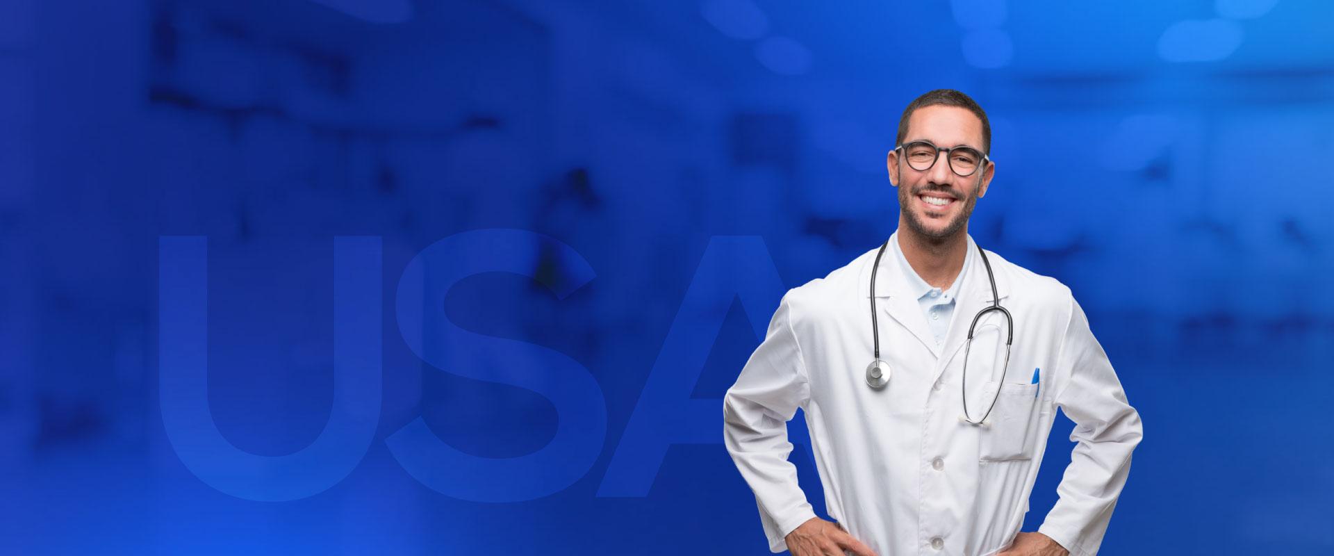 Doctor en USA septiembre