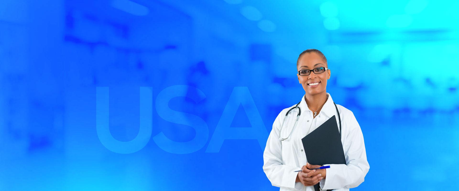 Doctor en USA octubre